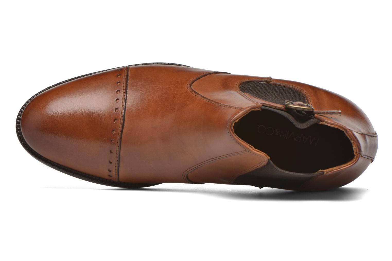 Bottines et boots Marvin&Co Nuneaton Marron vue gauche