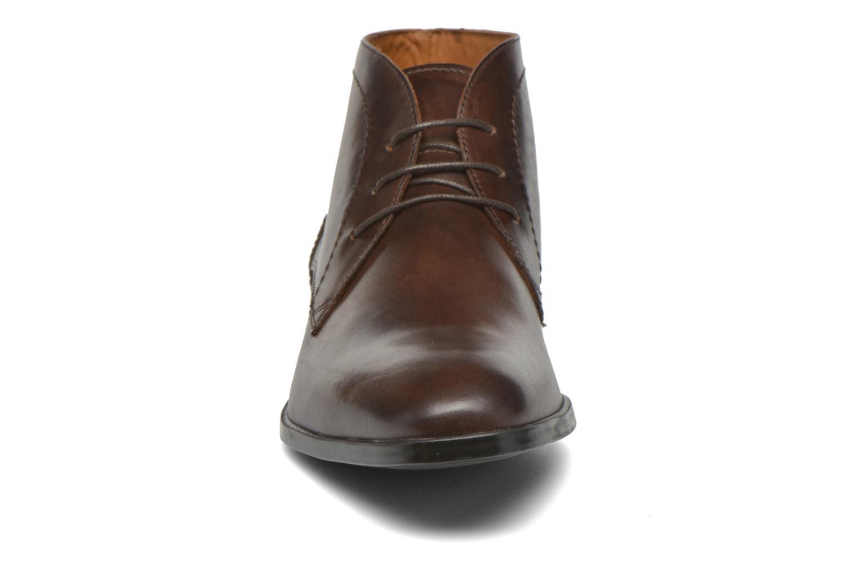 Boots en enkellaarsjes Marvin&Co Newent Bruin model