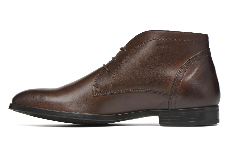 Boots en enkellaarsjes Marvin&Co Newent Bruin voorkant