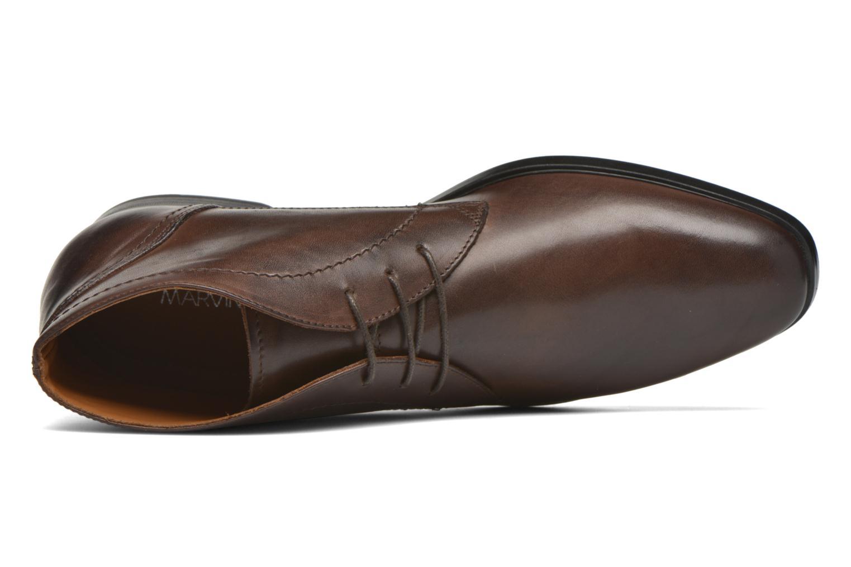 Boots en enkellaarsjes Marvin&Co Newent Bruin links