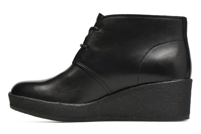 ATHIE TERRA W Black leather