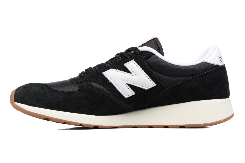 Sneakers New Balance MRL420 Zwart voorkant