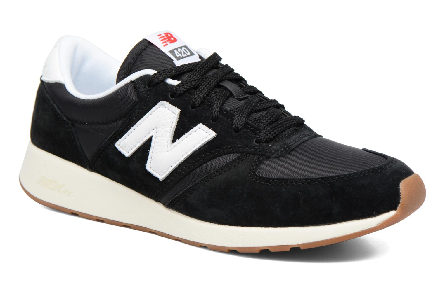 Marques Chaussure homme New Balance homme MRL420 Grey2