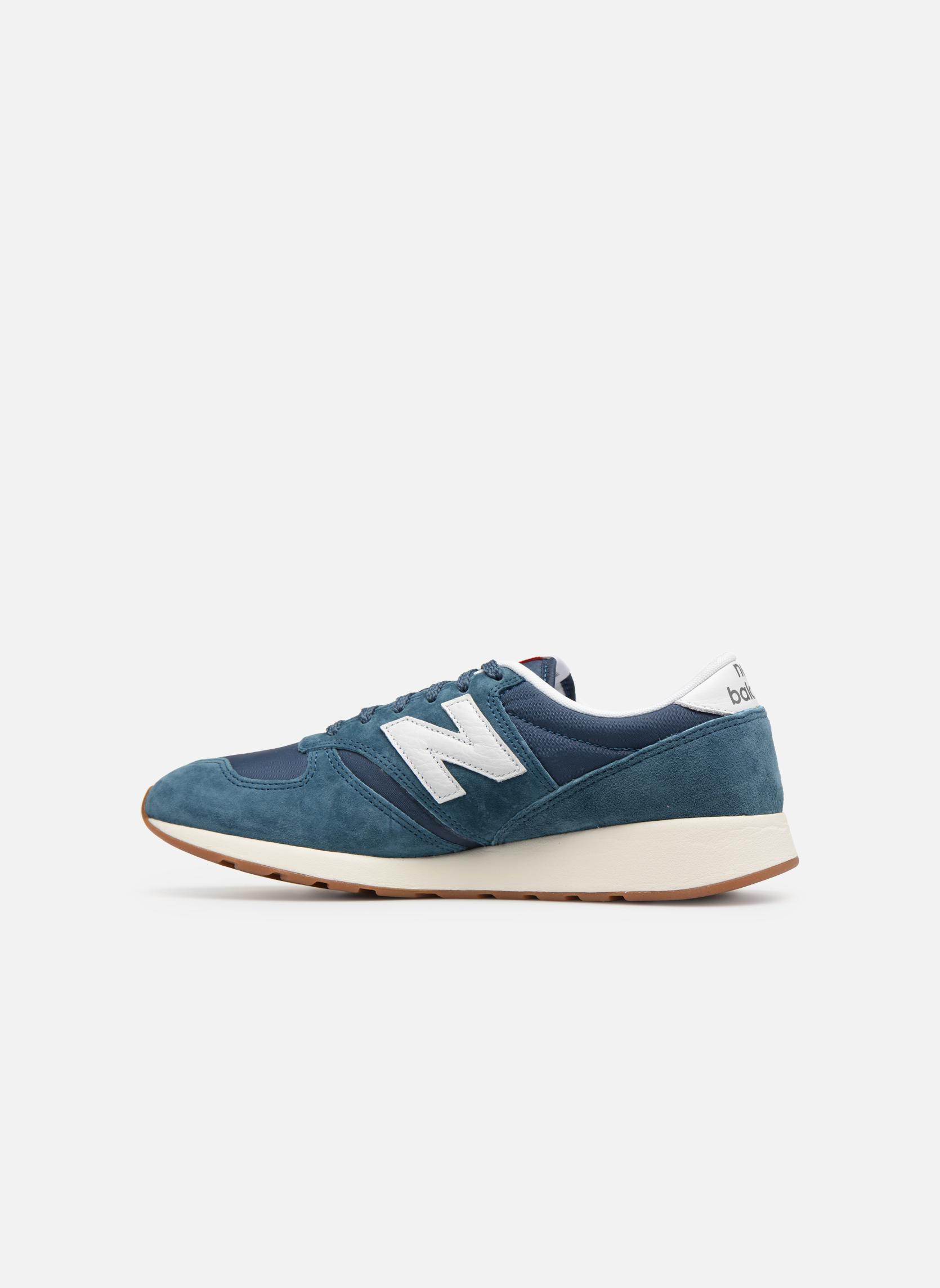 Sneakers New Balance MRL420 Blauw voorkant