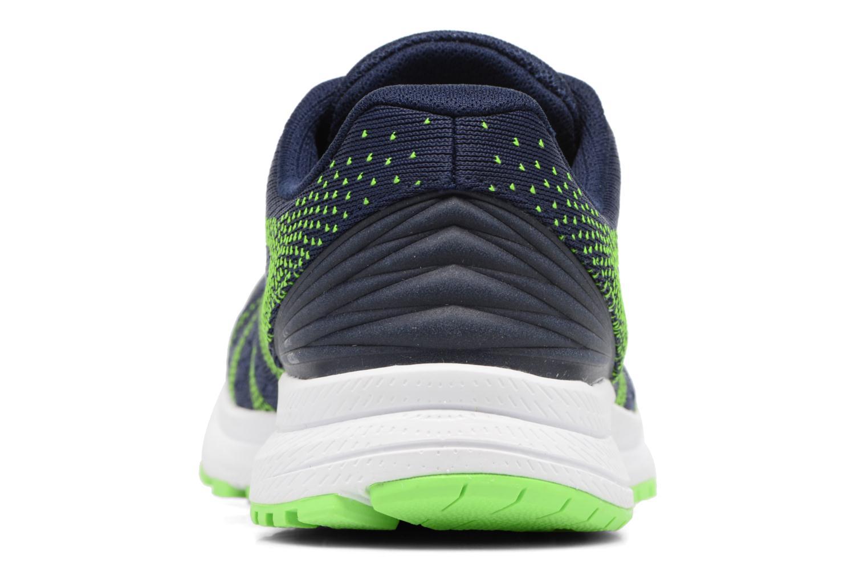 Chaussures de sport New Balance MRUSH Bleu vue droite