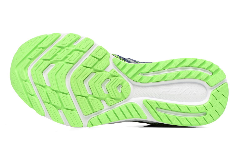 Zapatillas de deporte New Balance MRUSH Azul vista de arriba