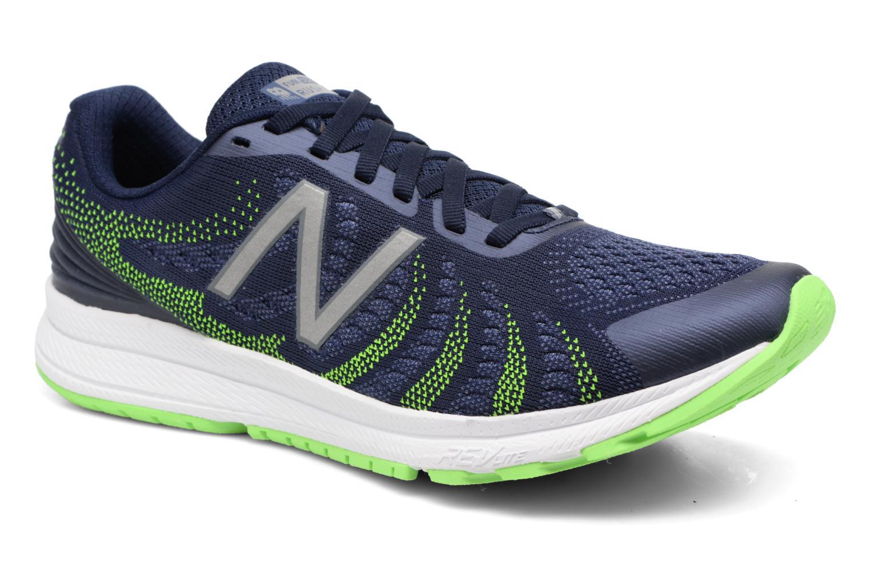 Zapatillas de deporte New Balance MRUSH Azul vista de detalle / par