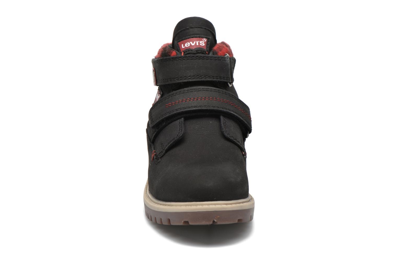 Bottines et boots Levi's Pimento Noir vue portées chaussures