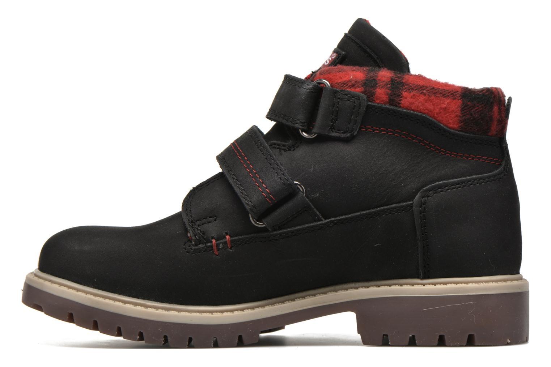 Bottines et boots Levi's Pimento Noir vue face