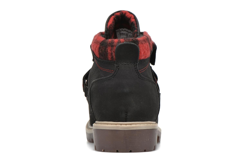 Bottines et boots Levi's Pimento Noir vue droite