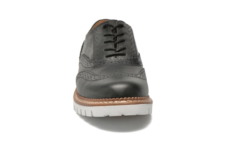 Chaussures à lacets Aldo EMELYNE Noir vue portées chaussures