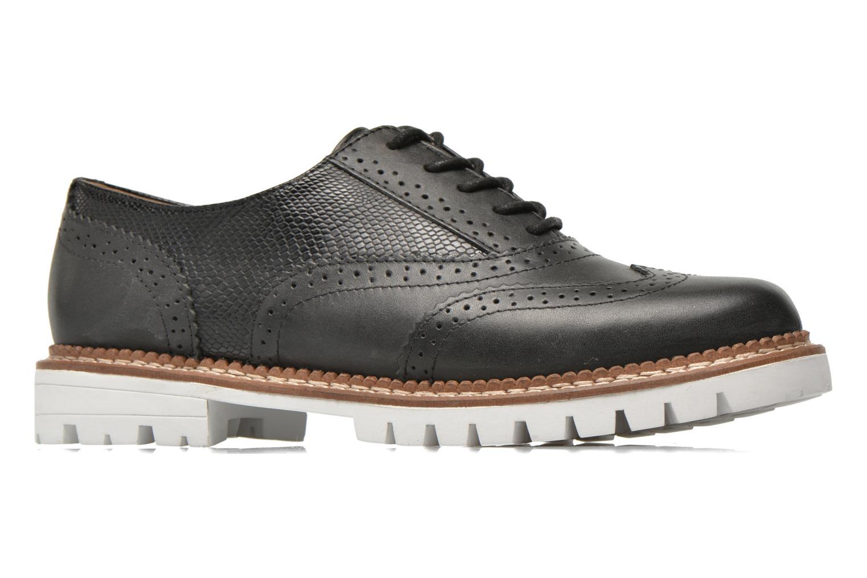 Chaussures à lacets Aldo EMELYNE Noir vue derrière
