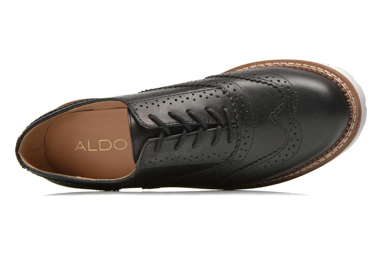 Chaussures à lacets Aldo EMELYNE Noir vue gauche