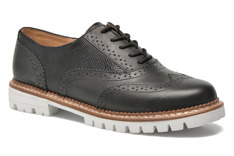 Chaussures à lacets Aldo EMELYNE Noir vue détail/paire