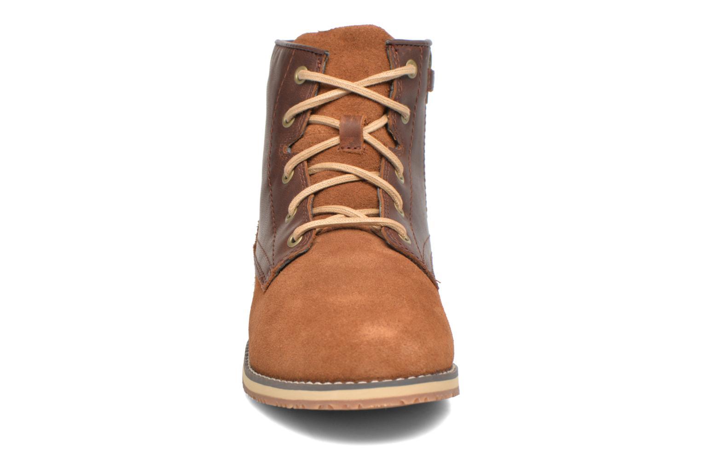 Newmarket Boot Dark Rubber