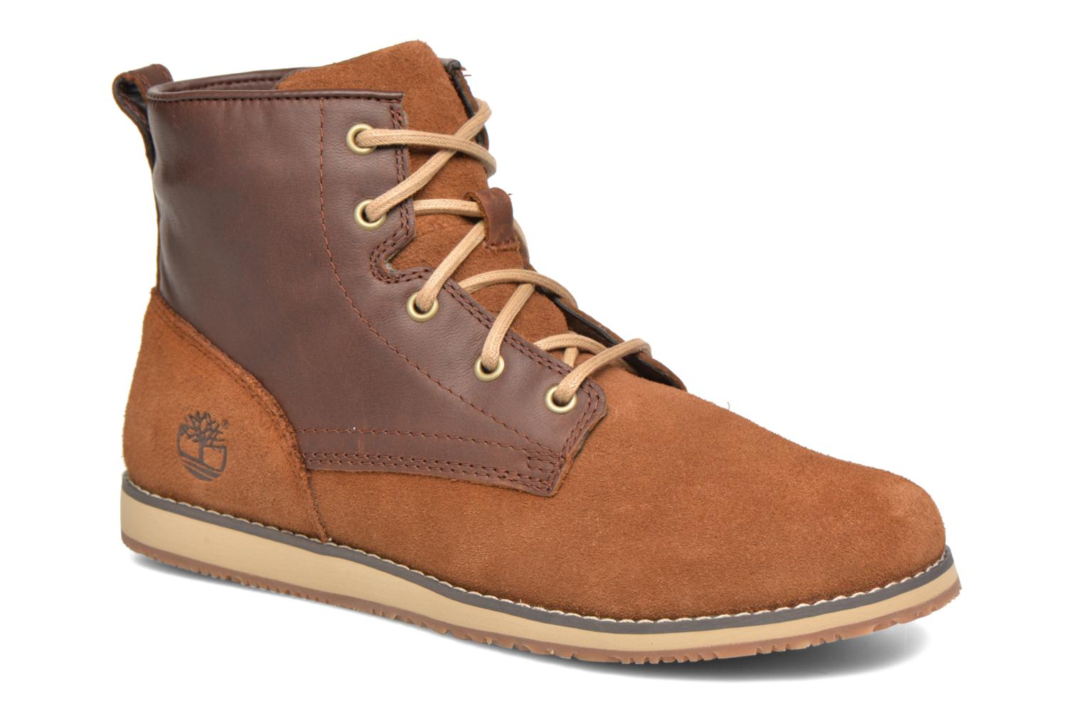 Newmarket Boot Dark Rubber