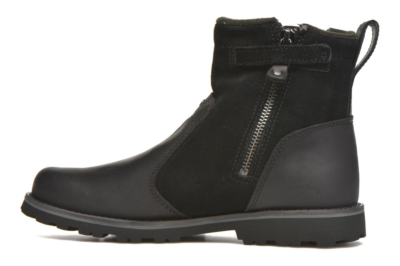 Bottines et boots Timberland Asphalt Trail Chelsea Noir vue face