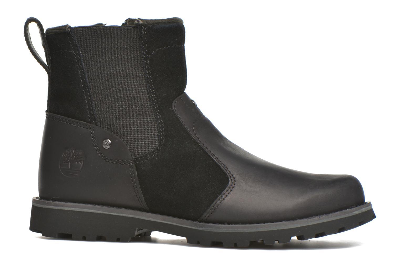 Bottines et boots Timberland Asphalt Trail Chelsea Noir vue derrière