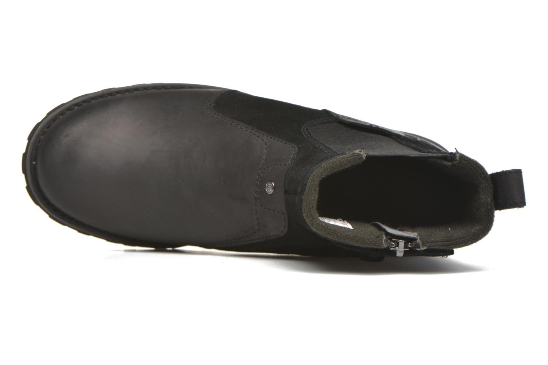 Bottines et boots Timberland Asphalt Trail Chelsea Noir vue gauche