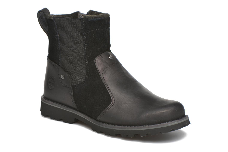Bottines et boots Timberland Asphalt Trail Chelsea Noir vue détail/paire