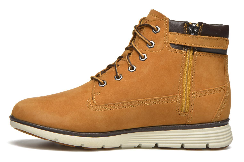 Stiefeletten & Boots Timberland Killington 6 In braun ansicht von vorne