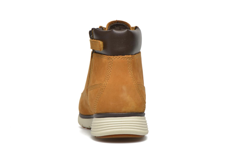 Bottines et boots Timberland Killington 6 In Marron vue droite