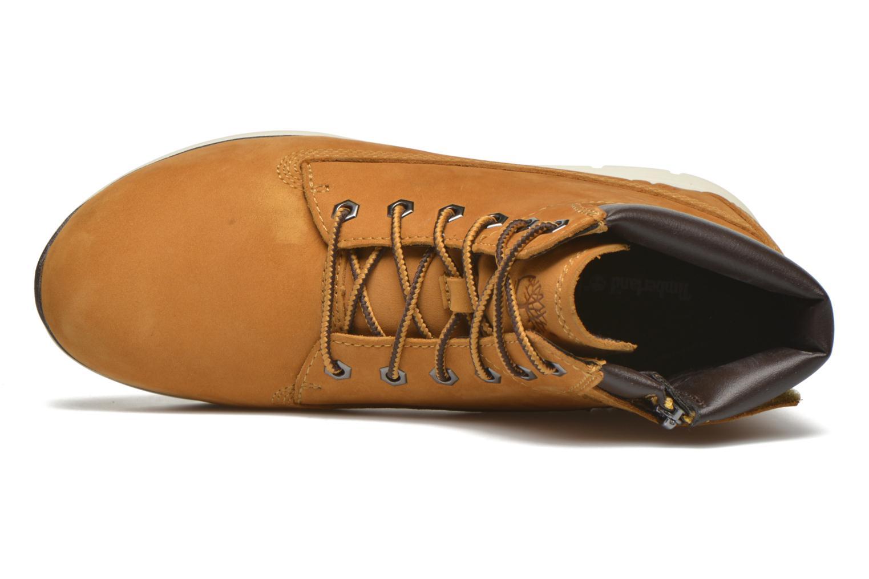 Stiefeletten & Boots Timberland Killington 6 In braun ansicht von links