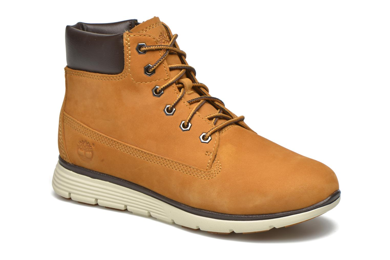 Bottines et boots Timberland Killington 6 In Marron vue détail/paire