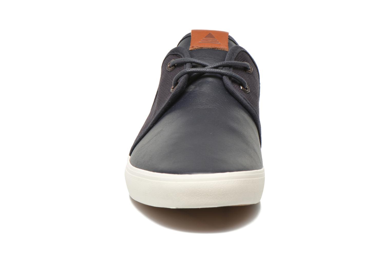 Sneakers Aldo HAIREDIA Azzurro modello indossato