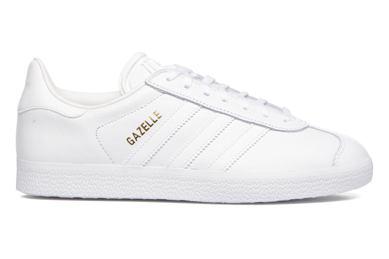 Sneakers Adidas Originals Gazelle W Bianco immagine posteriore