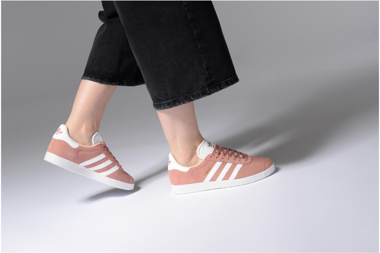Sneakers Adidas Originals Gazelle W Roze onder
