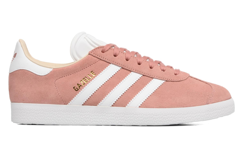 Sneakers Adidas Originals Gazelle W Roze achterkant