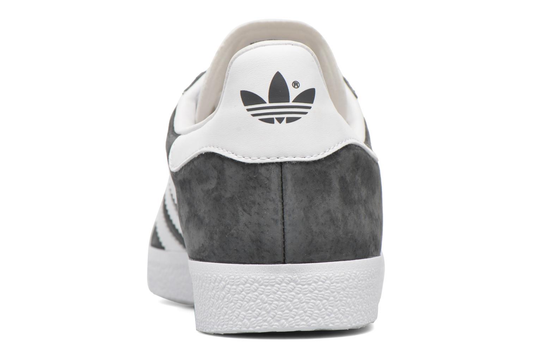 Sneakers Adidas Originals Gazelle Grijs rechts