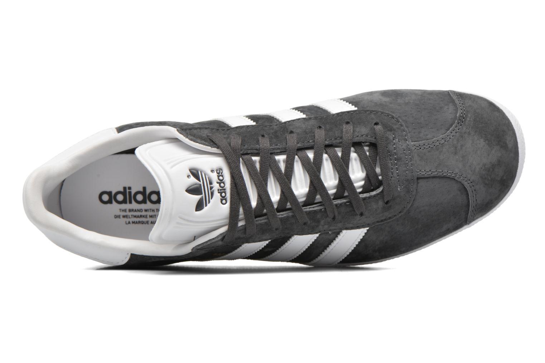 Sneakers Adidas Originals Gazelle Grijs links