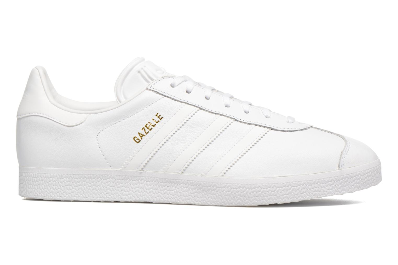 Baskets Adidas Originals Gazelle Gris vue derrière