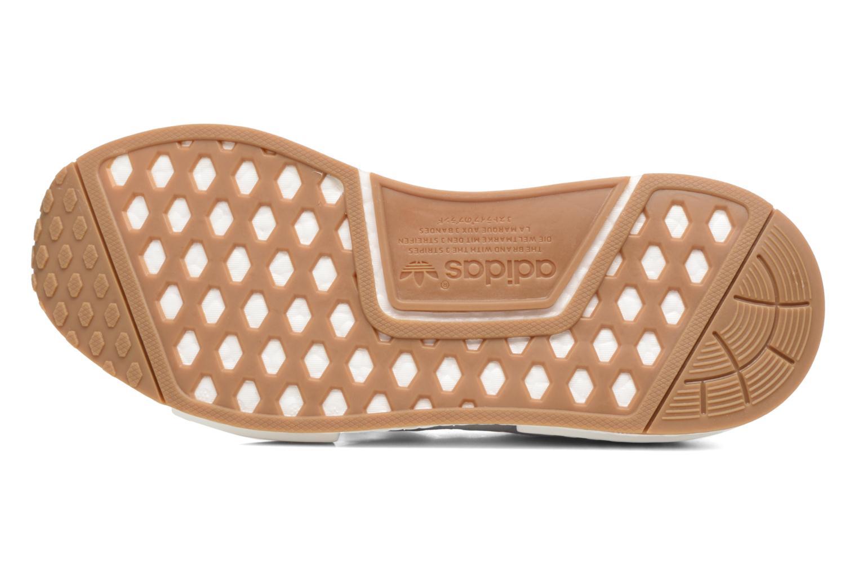 Sneakers Adidas Originals Nmd_R1 Pk Bianco immagine dall'alto