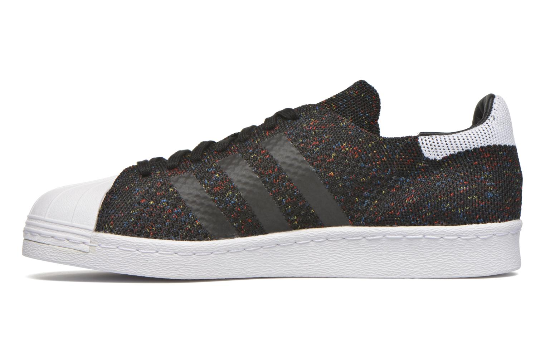 Sneakers Adidas Originals Superstar 80S Pk Zwart voorkant