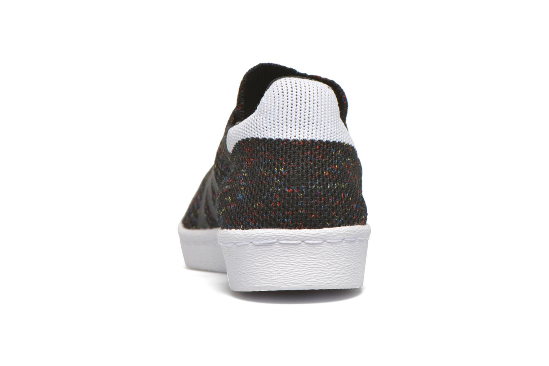 Sneakers Adidas Originals Superstar 80S Pk Zwart rechts