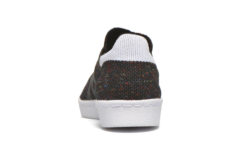 Baskets Adidas Originals Superstar 80S Pk Noir vue droite