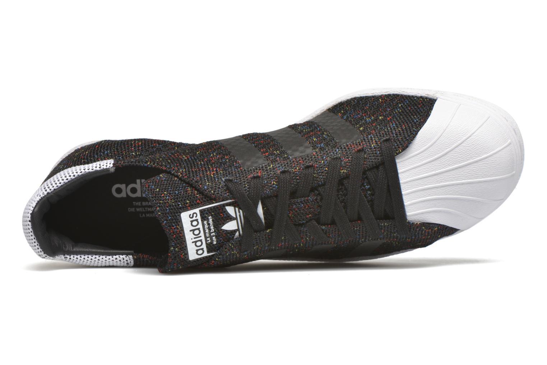 Baskets Adidas Originals Superstar 80S Pk Noir vue gauche
