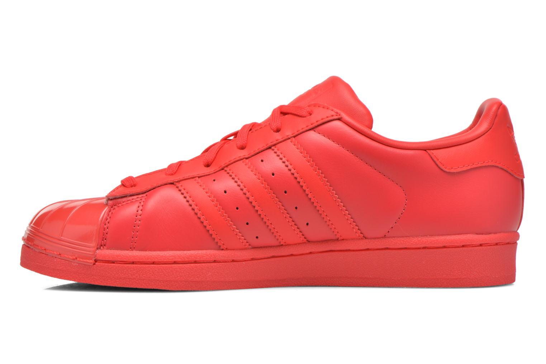 Superstar Glossy Toe W Rouray/Rouray/Noiess