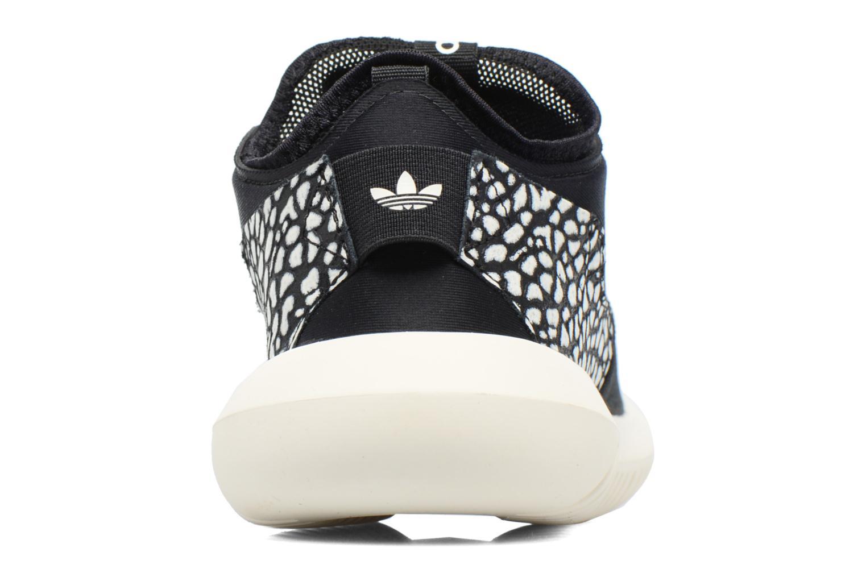 Deportivas Adidas Originals Tubular Entrap W Negro vista lateral derecha