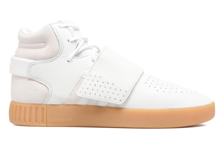 Baskets Adidas Originals Tubular Invader Strap Gris vue derrière