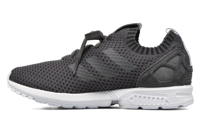 Sneakers Adidas Originals Zx Flux Pk Grå se forfra