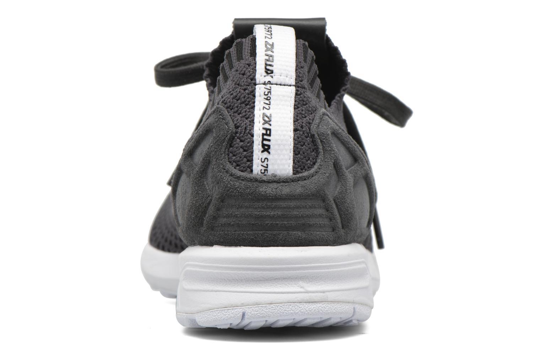 Baskets Adidas Originals Zx Flux Pk Gris vue droite