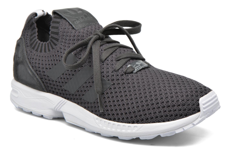 Sneakers Adidas Originals Zx Flux Pk Grå detaljeret billede af skoene