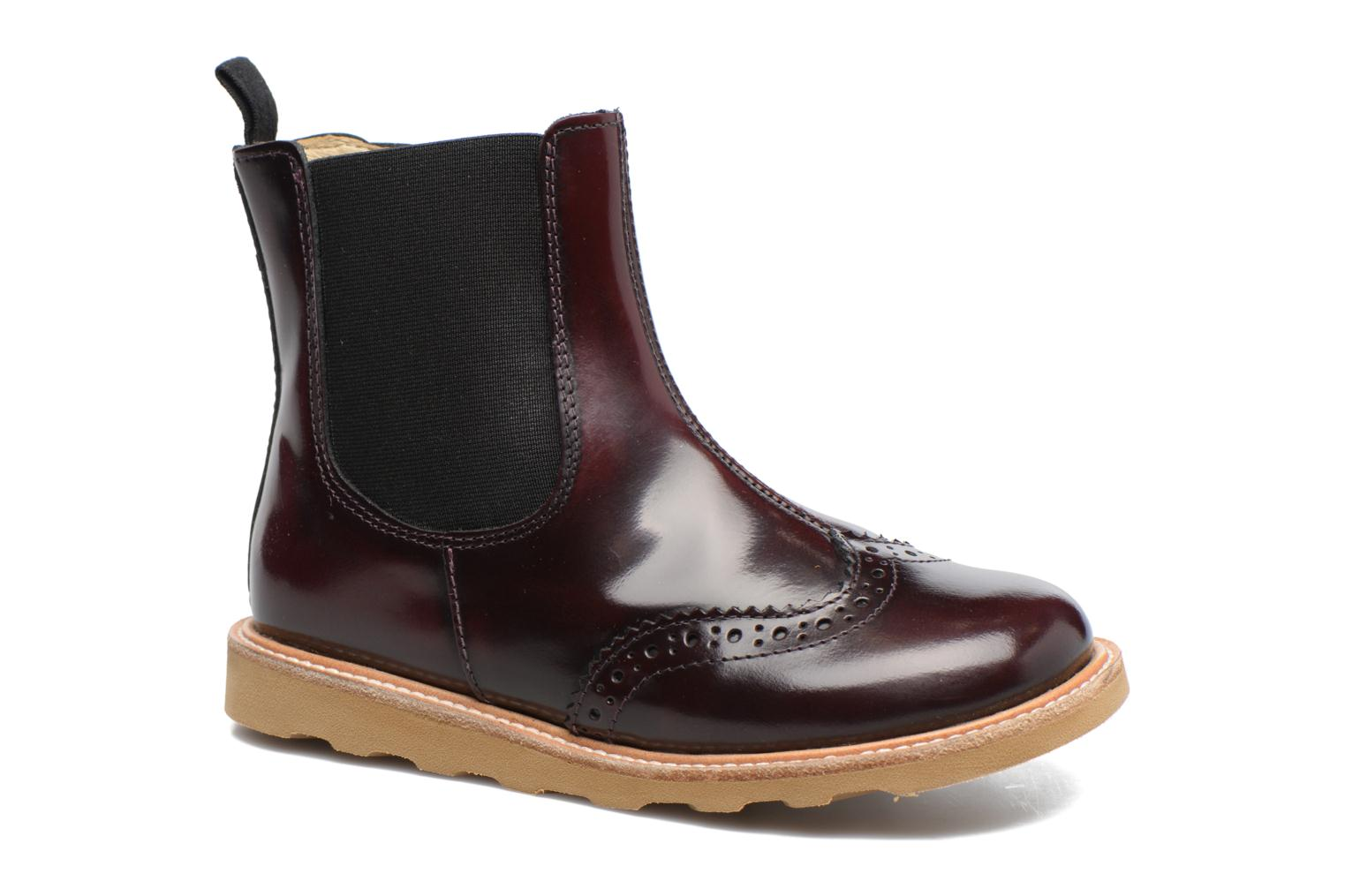 Oxblood Young Soles Shine High Francis Leather 84c8PxqwYE