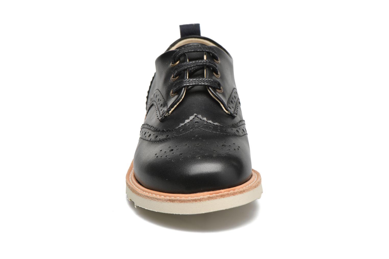 Brando Black leather