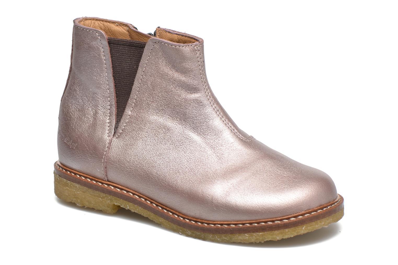 Suzet Boots Blush