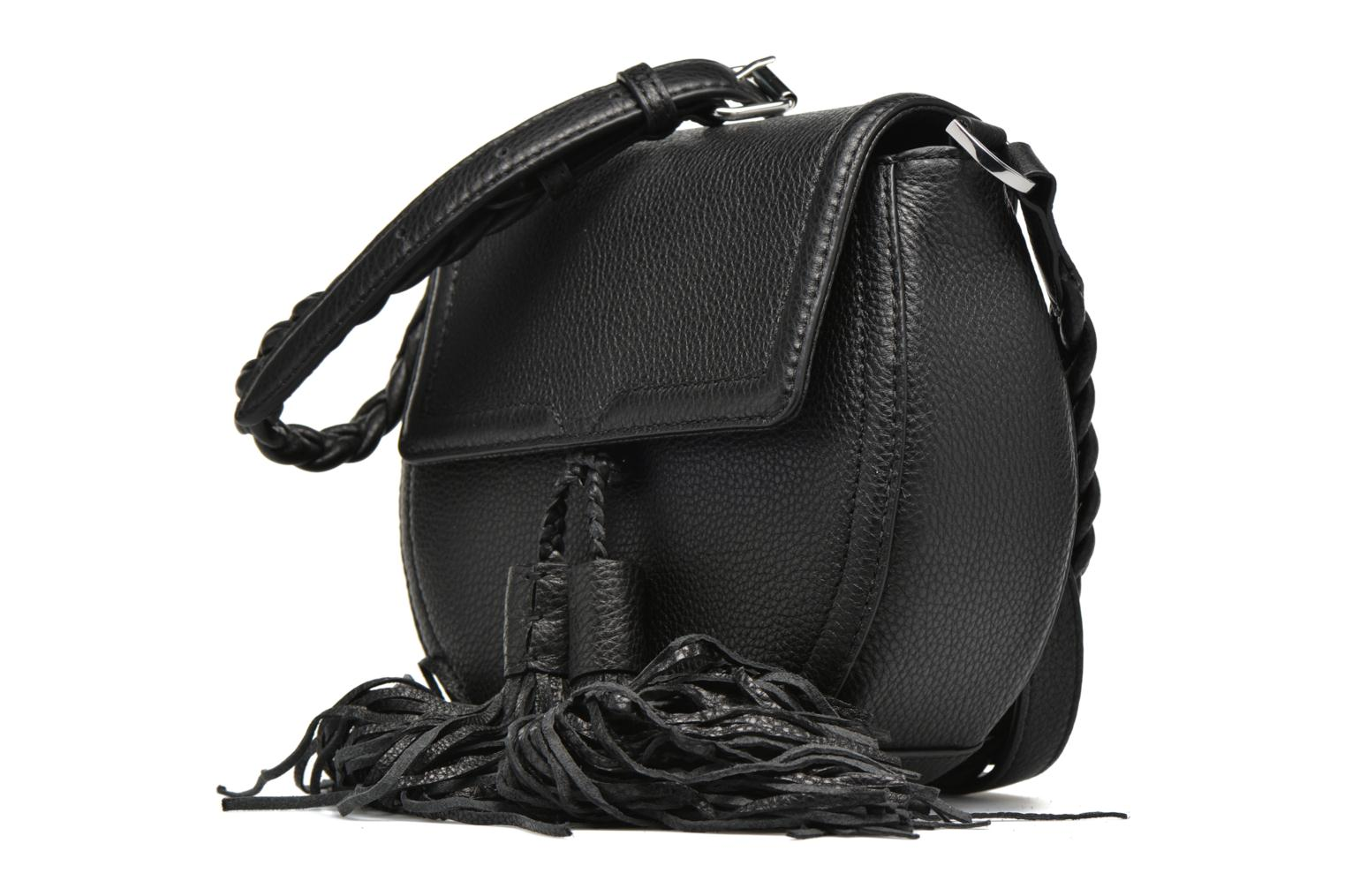Isobel crossbody Black - Silver